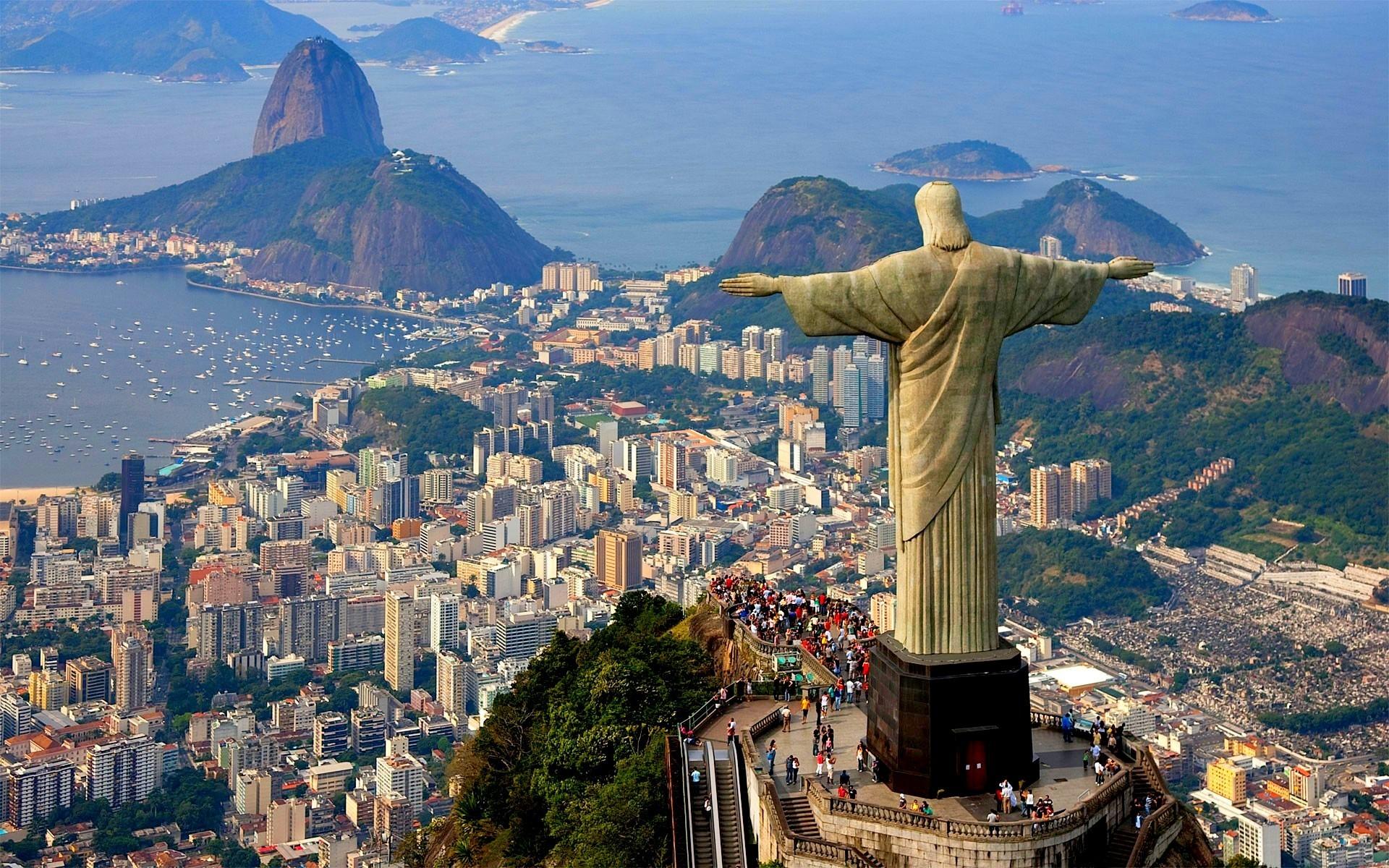 обои на рабочий стол бразилия hd № 648262  скачать